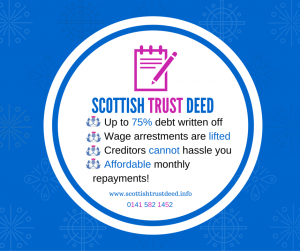 Scottish Trust Deed Free Debt Help Scotland council tax