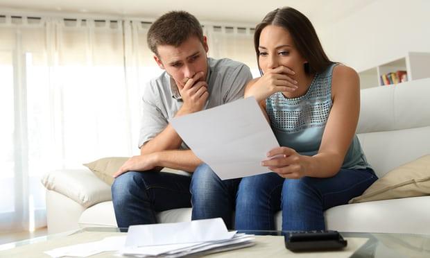 Struggling with debt scottish trust deed